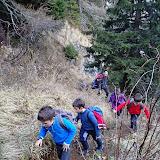 Spre Prepeleac (1800 m)