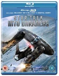 DVD Blu ray Star Trek Into Darkness