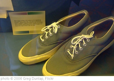 'mister rogers display - pittsburgh airport' photo (c) 2006, Greg Dunlap - license: http://creativecommons.org/licenses/by/2.0/