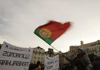 Portugal crisis banderuli