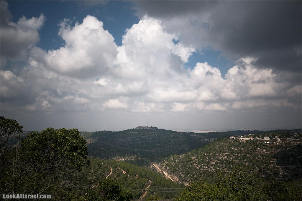 Хар ха-Таясим - Мемориал ВВС Израиля | Mt Tayasim - Israeli Air Force Memorial | הר הטייסים | LookAtIsrael.com - Фото путешествия по Израилю