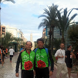 I Marca Running Series de Alicante (4-Noviembre-2012)