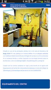 App Diseño de Sonrisas Clínica screenshot 5