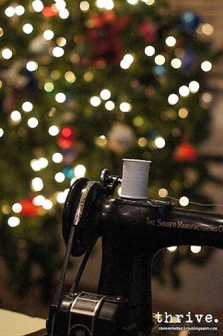 Christmas Decorating Gangnam Style - choosetothrive.blogspot.com