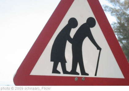 'Old People Crossing' photo (c) 2009, schnaars - license: http://creativecommons.org/licenses/by-sa/2.0/