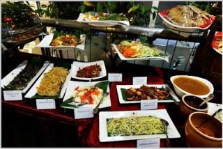 Buffet ramadhan terbaik - aneka ulam
