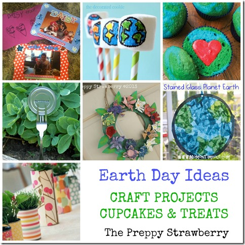 Earth Day Ideas {The Preppy Strawberry}