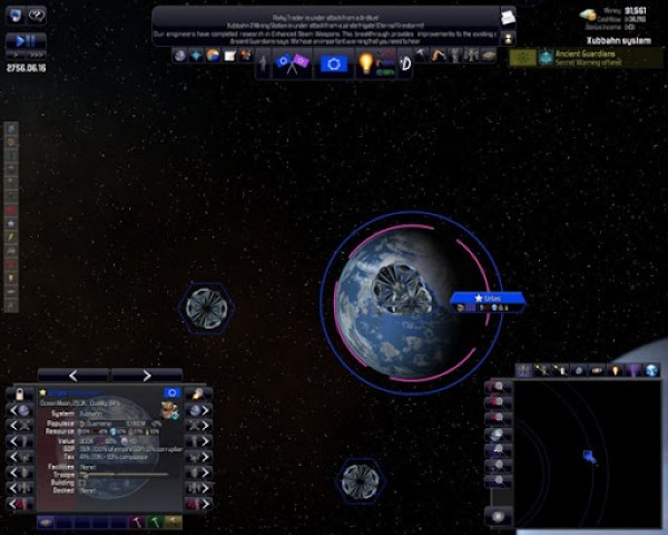 Distant Worlds Legends