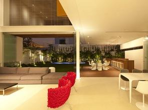 Diseño interior Casa FF Hernandez Silva Arquitectos Mexico