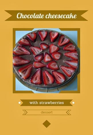 Chocolate cheesecake (1)