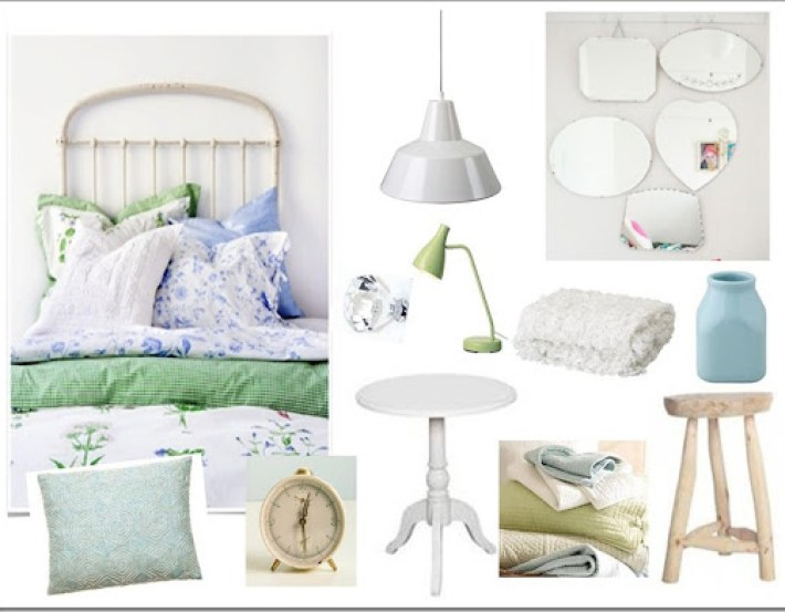 moodboard bedroom Kim