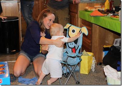 Hayden's first birthday 119