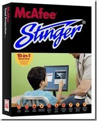 McAfee Avert Stinger