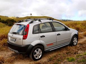 Ford BrasilFiesta Trailjulho/2005