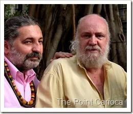 Aldir Blanc e Mauricio Tapajos