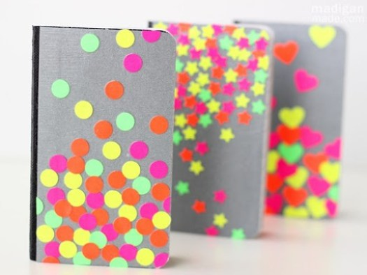 neon-confetti-decoupaged-notebooks-gray-neon