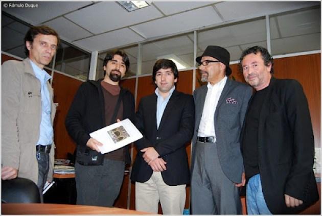 Reunião com a Câmara Municipal de Braga, par apresentação de uma proposta de promoção da mobilidade sustentável