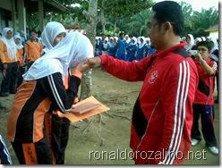 Sang Juara di SMAN 1 Sentajo Raya Kab. Kuantan Singingi - Riau (3)