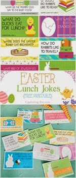 Kristen Duke Photography - Free Easter Lunch Jokes Printable