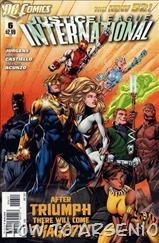 P00083 - Justice League Internatio