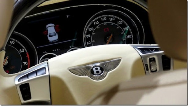 Bentley Flying Sput Mulsanne GT Speed (10)