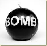काला सोमवार बम