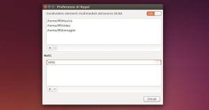 Rygel in Ubuntu Linux