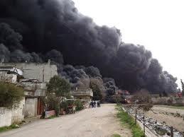 syria humanitarian corridors
