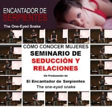 seminario de seduccion conocer mujeres