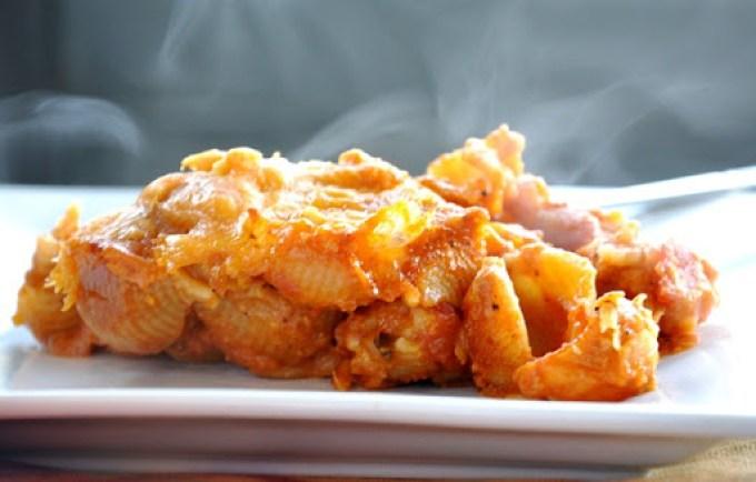 salsa mac and cheese 134