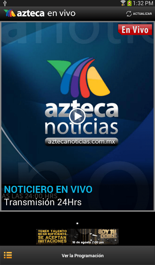 Noticieros Televisa En Vivo