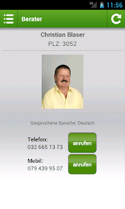 Agrar Wetter Schweiz screenshot 3