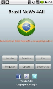 Brazil NeWs 4 All Pro screenshot 0