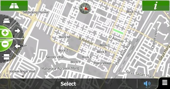 ANS Navigator Android (India) screenshot 1