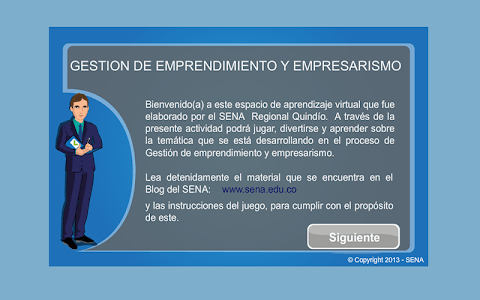 S.G.C Emprendimiento screenshot 0
