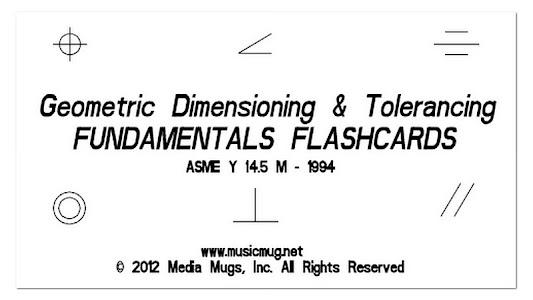 GD & T FLASHCARDS screenshot 2