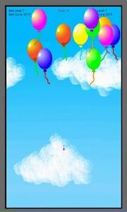 The Balloon Pop Game screenshot 1