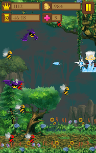 Jungle Swarm screenshot 1
