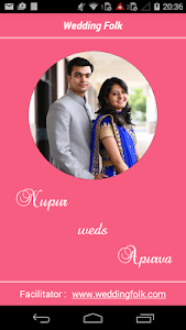 Nupur weds Apurva screenshot 0