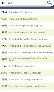 GuaguApp Tenerife Titsa screenshot 5
