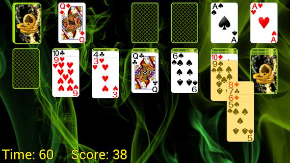 Solitaire screenshot 07