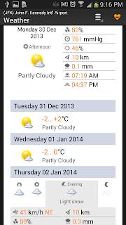 Airline Flight Status Tracking screenshot 03