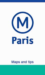 Metro Map Paris - Map and Tips screenshot 14