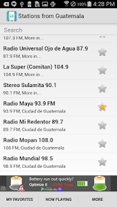 Radio Guatemala screenshot 12