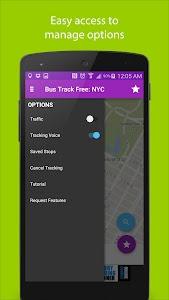 Bus Track: NYC screenshot 3