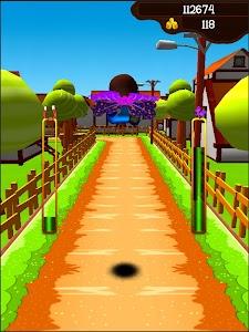 Dorae Run - Cute 3D runner screenshot 1