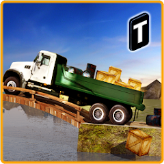 4x4 Hill Driver 3D Free file for android