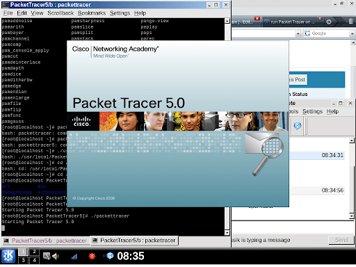 Packet Tracer 5