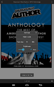 eBooks Reader screenshot 6