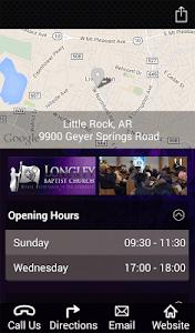Longley Baptist Church screenshot 14